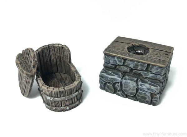 Medieval Castle Toilets / Burgtoiletten