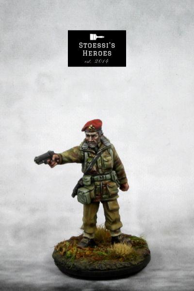 British Airborne General - Roy