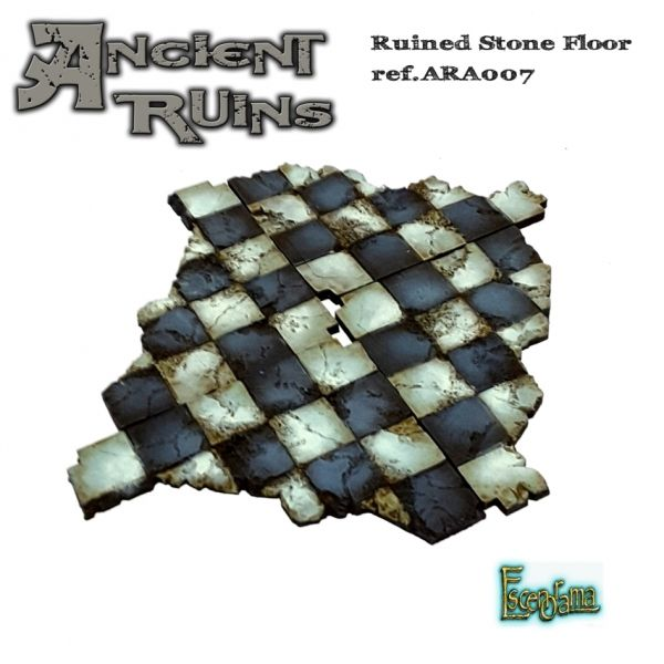 Ruined Stone Floor