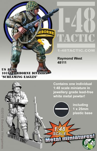 Ray West – US Army 101st Airborne Division