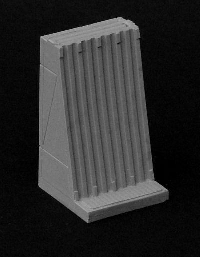 3cm Blastwall x2