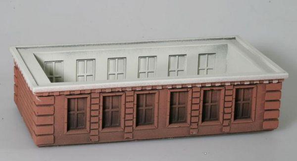 Ziterdes Apartmenthaus Stockwerk