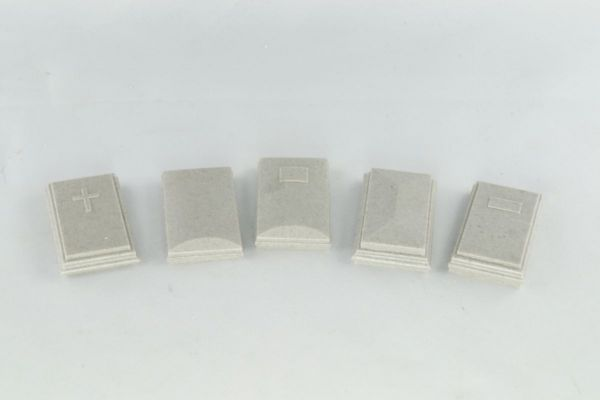 Headstone Slabs x5