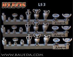 Diese 27 Teile sind ein Schmuck für jede Tafel im Rittersaal oder auf dem Tisch des Feldherren.