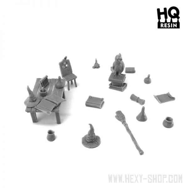 Wizard School Basing Kit