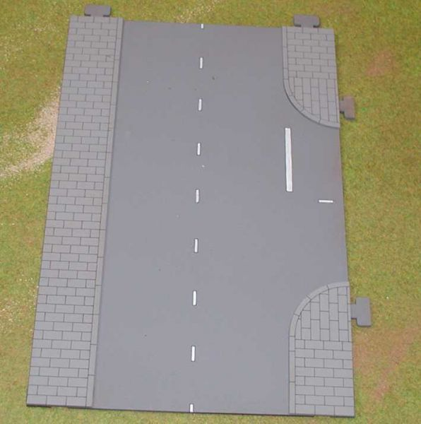 28mm Road - T Junction