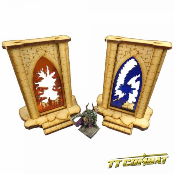 Minor Riftgate Set1 - Fantasy Scenics