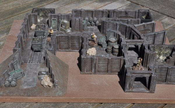 The Gold Mine Set