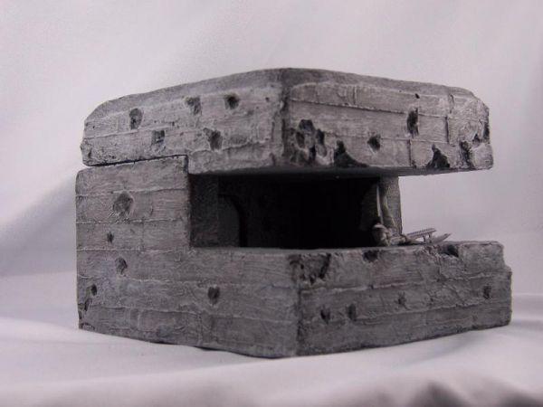 Pillbox Bunker Dust Taktics Bolt Action