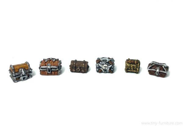 Casket Boxes / Schatullen