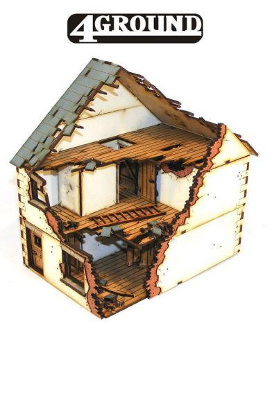 Damaged Detached-House (Type 1)