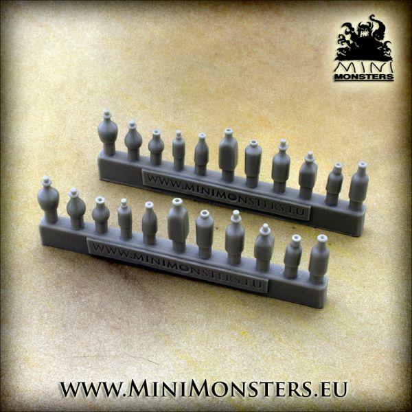 Bottles and Flasks von Minimonsters