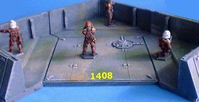 8.5cm x 8.5cm Battlefloor