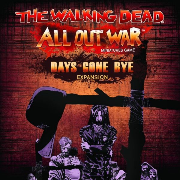 The Walking Dead: Days Gone Bye Expansion Set (EN)