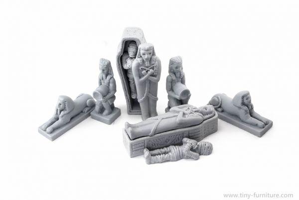 Pharaon Tomb / Pharaonen Grab
