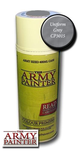 Color Primer Uniform Grey