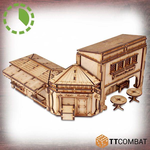 Modular Via Mercantile