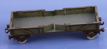 RM-341-G offener Güterwaggon (K, N, 2, G)