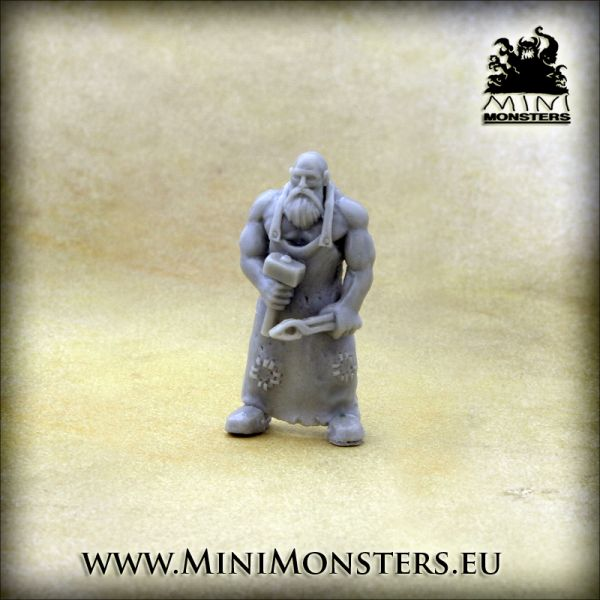 Blacksmith / Schmied von Minimonsters