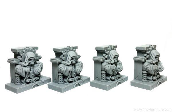 Mechanicus pedestals /Mechanicus Podeste