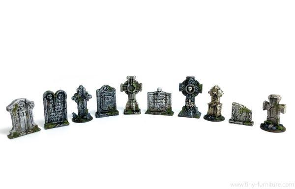 Tombstones / Grabsteine