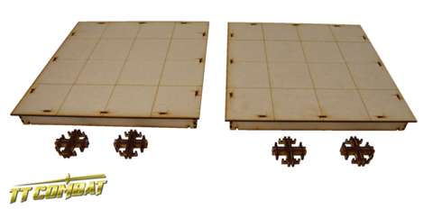 Gaming Board Double Section - TTCombat Gaming Boards
