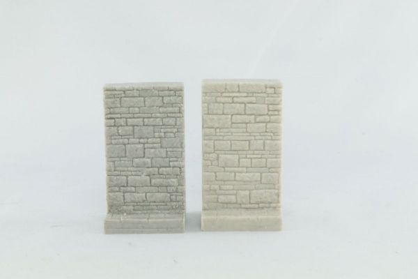 3cm Dungeon Wall x2