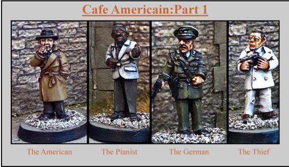 Cafe Americain:Part 1
