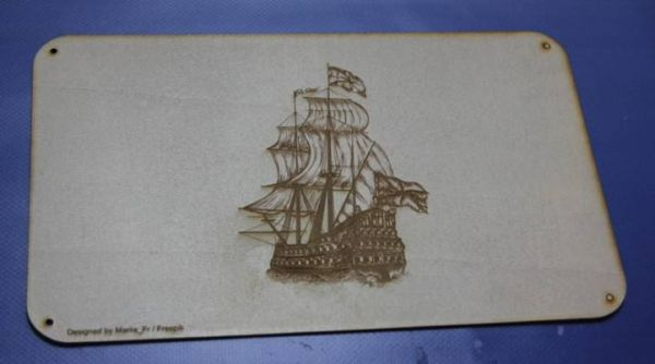 Deckel (Sail Ship)