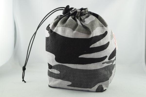 Dicebag - Grey Cat (urban Flecktarn / innen schwarz)