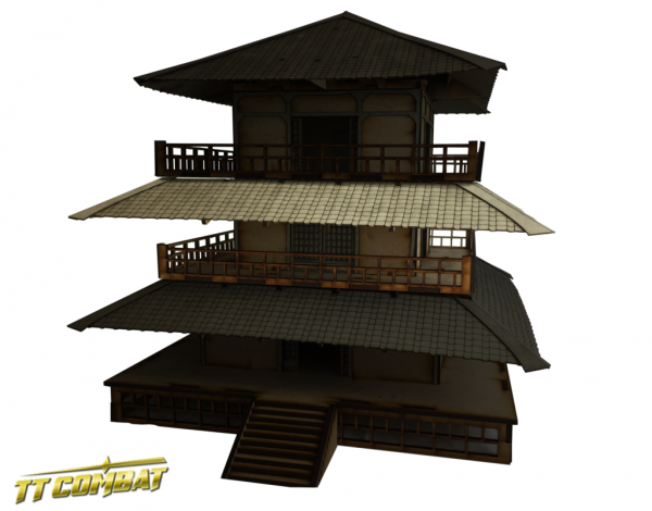 Pagoda Extension - Eastern Empires
