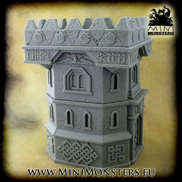 Dwarfs Fortress von Minimonsters