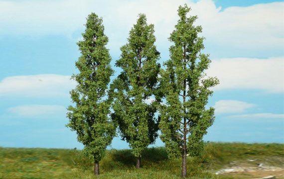 Pro Baum ca. 3,55 Euro ist ein guter Kurs, mit dem man preiswert Realismus auf die Tabletop Platte bringt.