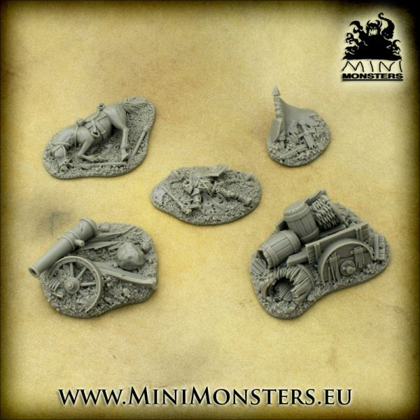 Fantasy Battlefield Terrains von Minimonsters