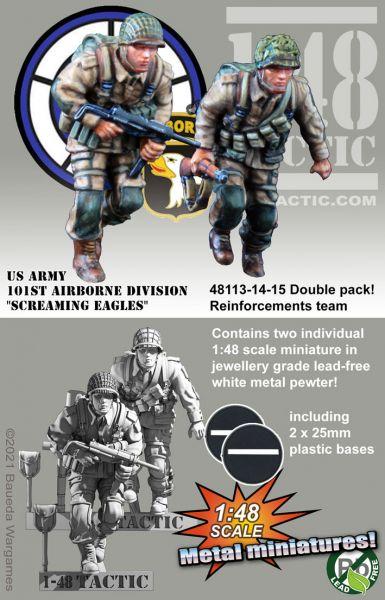 US Airborne Reinforcements team