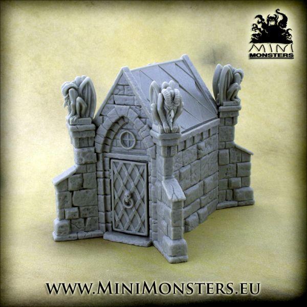 Mausoleum von Minimonsters