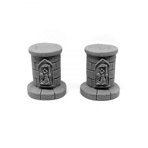 Monument Bases / Statuen Podeste