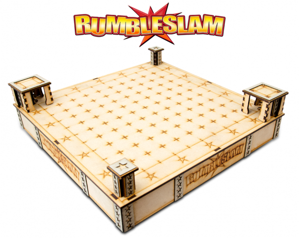 RUMBLESLAM Superstar Ring