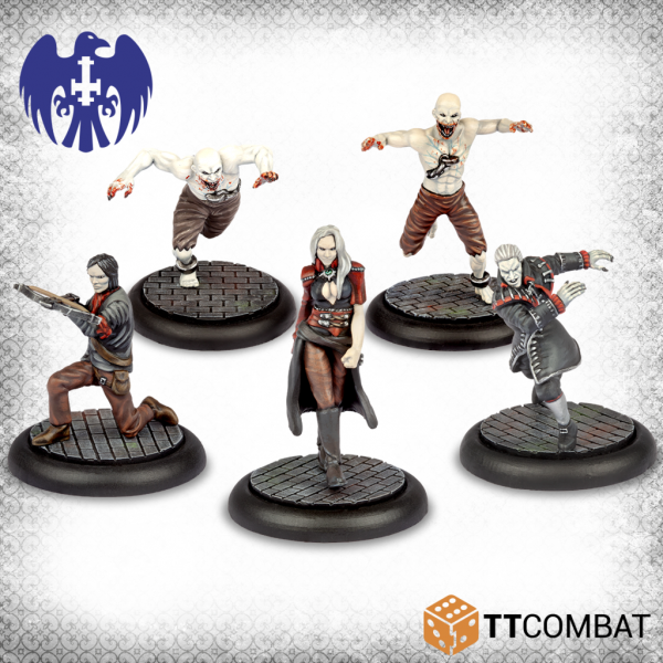 Strigoi Footsoldiers