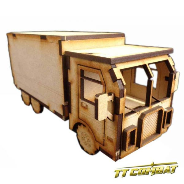 HGV Truck - City Scenics