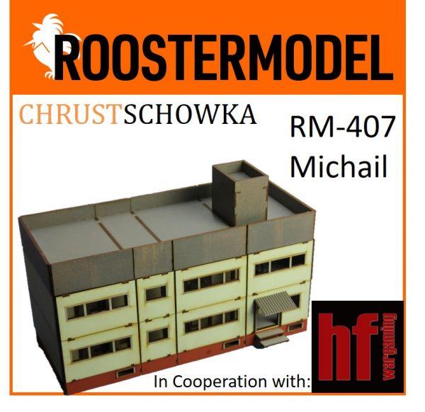 RM-407 CHRUSTSCHOWKA Michail