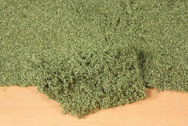 Blätterflor dunkelgrün, 14x28 cm