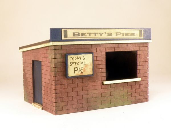 Betty's Pie Hut