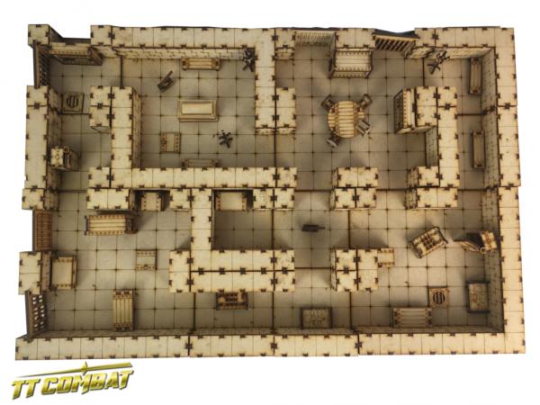 Minor Riftgate Set 1 TTCombat Fantasy Scenics