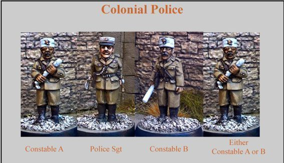 Colonial Police