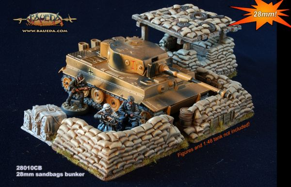 Hier mal ein Größenvergleich mit einem 1:48 Panzer