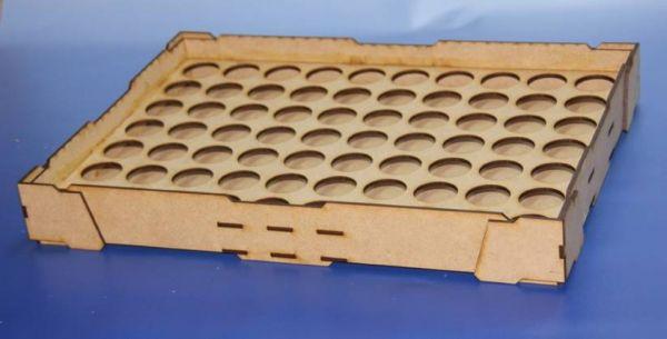 Abbildung ähnlich! Die TWS Kiste ist aber höher als diese aus der Abbildung!