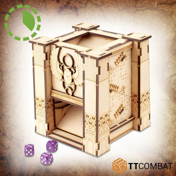 Temple of Dice