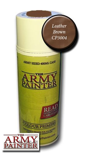 Color Primer Leather Brown
