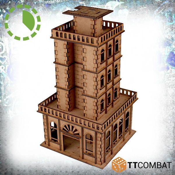 Gothica Exchange Bank